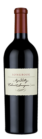 2006 Songbook Cabernet Sauvignon, Napa Valley, 3 bottles in Wood Box