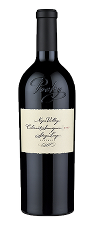 2007 Poetry Cabernet Sauvignon, Stags Leap District, 6 pack in Wood Box