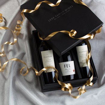 Lede Family Wines Trio