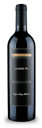 2010 Landslide Fire Cabernet Sauvignon, Stags Leap District, 3L in Wood Box