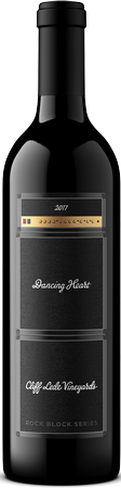 2017 Dancing Heart Cabernet Sauvignon, Rock Block Series, 3L