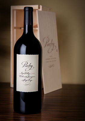 2014 Poetry Cabernet Sauvignon, Stags Leap District, 1.5L in Wood Box