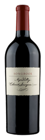 2007 Songbook Cabernet Sauvignon, Napa Valley, 3 bottles in Wood Box