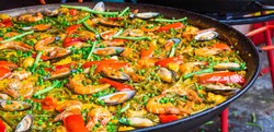 August Paella & Flamenco Party